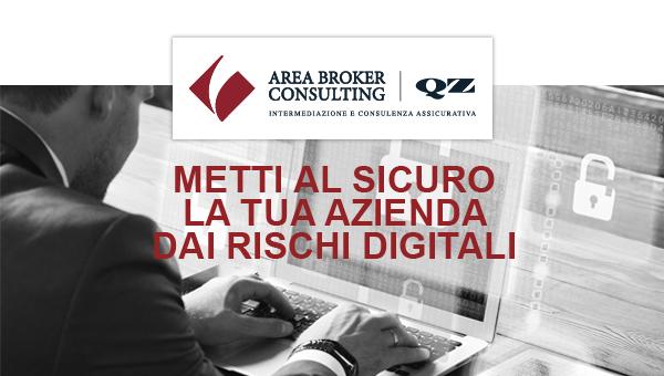 Metti al sicuro la tua azienda dai rischi digitali: cerchiamo insieme adeguate soluzioni!