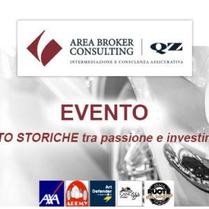 Evento Ruote da Sogno: Auto Storiche tra passione e investimento