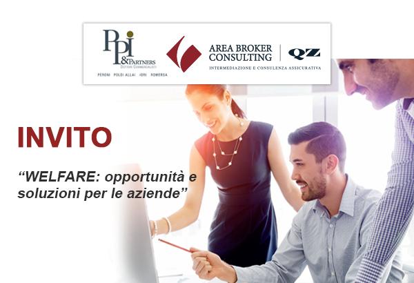 Welfare: Opportunità e soluzioni per le aziende – Partecipa all'evento