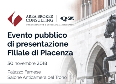 Evento pubblico di presentazione Filiale di Piacenza 2018