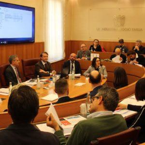 Proteggere l'azienda dalle catastrofi: tema che ha riscosso l'interesse delle aziende di Unindustria Reggio Emilia.