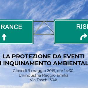 """Programma dell'evento: """"La protezione da eventi di inquinamento ambientale"""""""