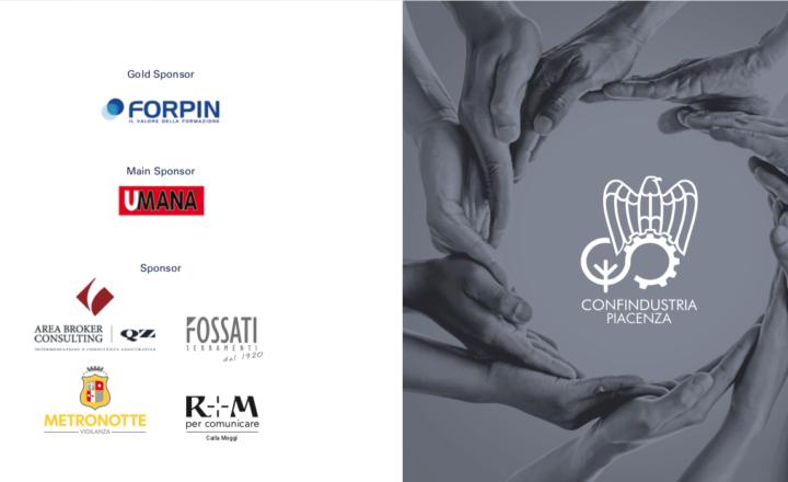 Area Broker & QZ Consulting è sponsor della 74a Assemblea di Confindustria Piacenza