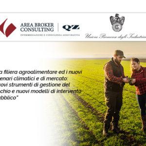 """Partecipa all'evento: """"La filiera agroalimentare ed i nuovi scenari climatici e di mercato"""""""