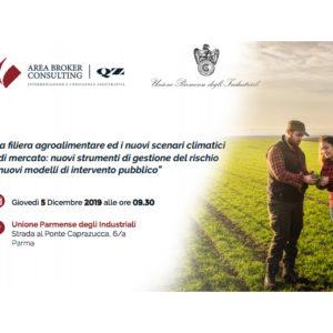 """Atti del convegno """"La filiera agroalimentare ed i nuovi scenari climatici e di mercato"""""""