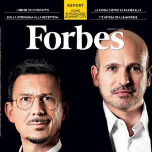 Il nostro Presidente Stefano Sidoli<br> intervistato da Forbes