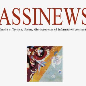 ASSINEWS: nel numero di luglio-agosto<br> l'intervista al nostro Presidente